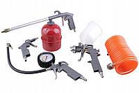 Набор пневмоинструментов для компресора LEX 5в1
