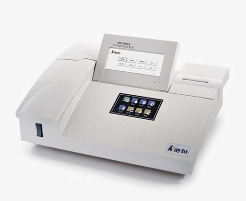 Аналізатор напівавтоматичний біохімічний RT-1904C
