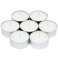 Свеча плавающая бел.