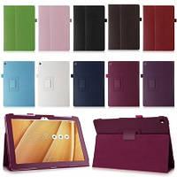 Кожаный чехол-книжка TTX с функцией подставки для Asus ZenPad 10 Z300C/Z300CG/Z300CL