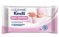 Влажные салфетки Cleanic Kindii Sensitive