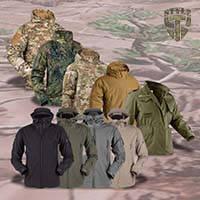 Куртки, вітровки, флісові кофти