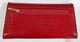 Женский красный лаковый кошелек Chanel на кнопках (натуральная кожа), фото 2