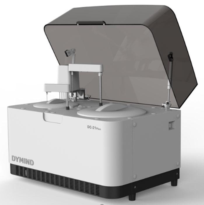 Автоматичний біохімічний аналізатор DC21 Plus
