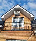 Раздвижные решетки на двери Шир.2200*Выс2200мм для дома, фото 10