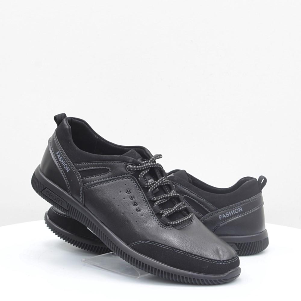 Туфли детские демисезон для мальчика Lilin