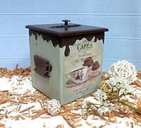 Короб для сладостей, ручная работа