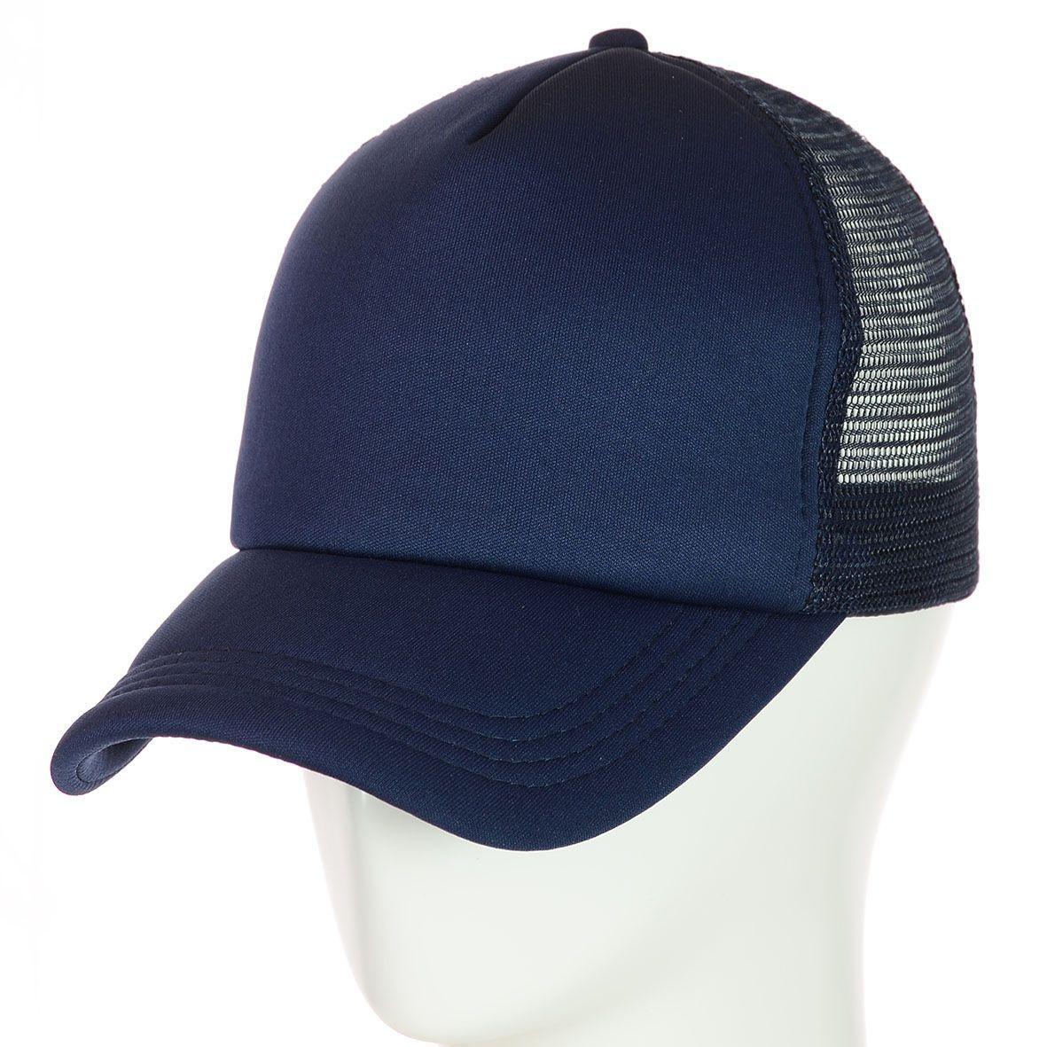 Бейсболка 62017-1 темно-синий