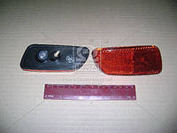 Световозвращатель (катафот) в бампере заднем левый ВАЗ 1119 (ДААЗ). 11190-371613900