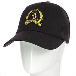 Бейсболка BKK19401 черный
