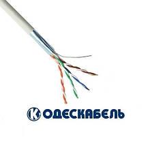 Lan-кабель экранированный OK-net  КПВЭ-ВП (200) 4x2x0,48 (F/UTP cat.5e) (Одескабель)
