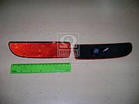 Световозвращатель (катафот) в бампере заднем левый ВАЗ 2170 (ДААЗ). 21700-371613900