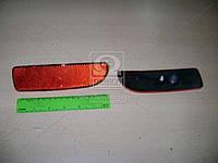 Световозвращатель (катафот) в бампере заднем правый ВАЗ 2170 (ДААЗ). 21700-371613800
