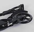 Двоколісний Самокат 33006 Best Scooter алюмінієвий, d коліс - 20 см, колеса PU, 2 амортизатора, фото 3