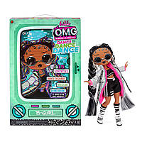 Кукла LOL Surprise OMG Dance B-Gurl Fashion Doll Брейк-Данс Леди ЛОЛ ОМГ 117858