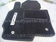 Ворсовые коврики передние  MAZDA CX-5  с 2017-