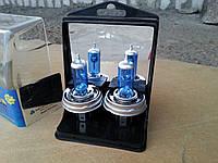 Лампы на ВАЗ 2101 и Москвич 2140- с неоновым светом!