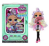 Кукла ЛОЛ ОМГ Мисс Роял Miss Royale O.M.G. Dance L.O.L. Surprise 117872, фото 1