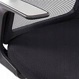 Ергономічне офісне крісло з функцією гойдання: Ergosolid AMO-90, фото 9
