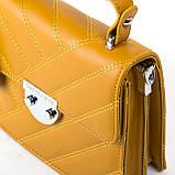 Сумка Женская Классическая иск-кожа FASHION 2-011 686 yellow, фото 2