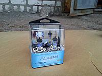 Лампы галогеные на ВАЗ 2101 и Москвич 2140- Plazma Gold (всепогодные)