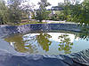 Пленка для прудов 0,5мм черная (4,6,8м) IZOFOL Польша, фото 2