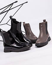Женские демисезонные ботинки Челси
