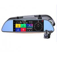 Дзеркало реєстратор DVR D35 CAR GPS,дзеркало заднього виду з відео-реєстратор DVR