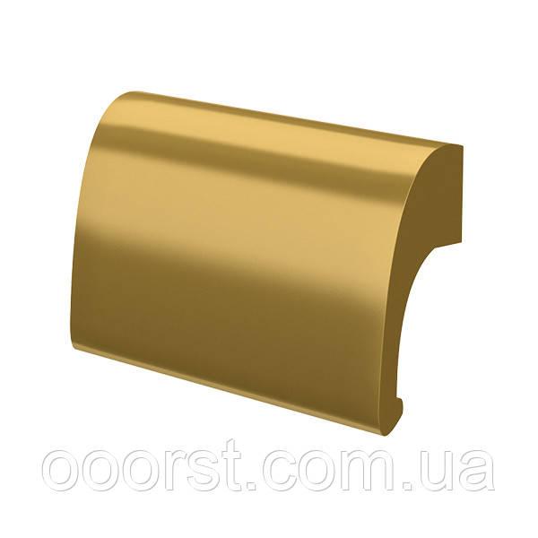 Балконная ручка(ручка курильщика) Primium Delux металлическая золото