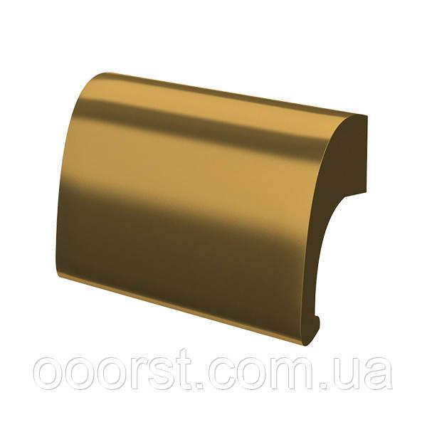 Балконная ручка(ручка курильщика) Primium Delux металлическая бронза