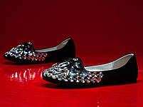 Кроссовки дизайнерские женские 6 пар в ящике черного цвета 36-40, фото 2