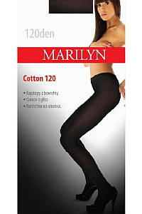 Колготи Marilyn 120 den Cotton