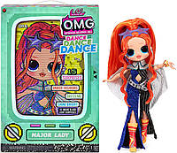 Кукла LOL Surprise OMG Dance Major Lady Fashion Doll Леди-Крутышка ЛОЛ ОМГ 117889