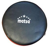 Лапа прямая круглая черная Matsa