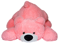 """Мягкая плюшевая игрушка """"Мишка Умка"""" разные размера розовый, №0-45 см"""