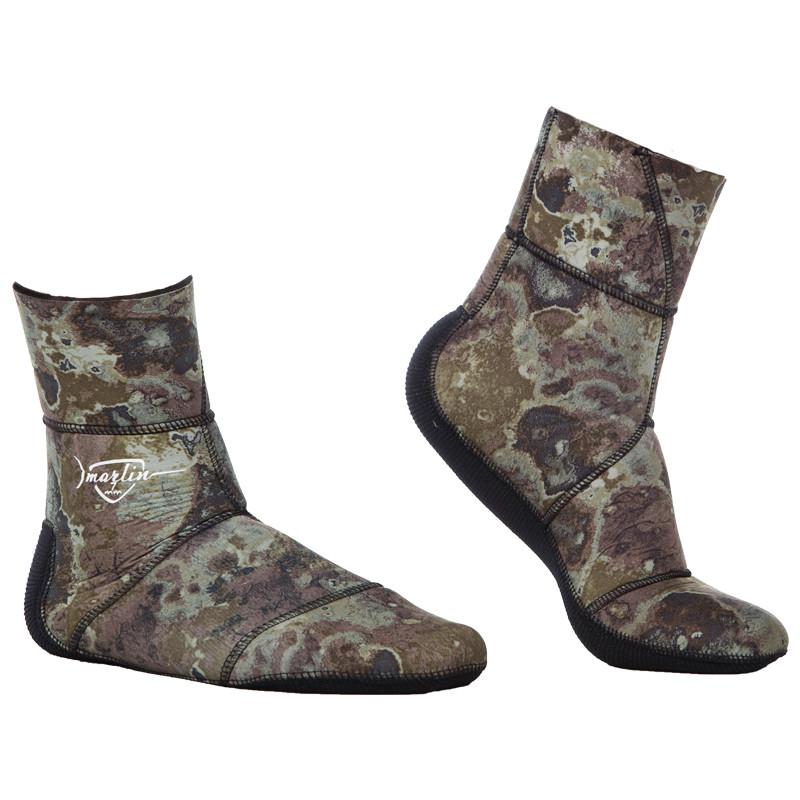 Шкарпетки Marlin Standart Green 5 мм (38-39)