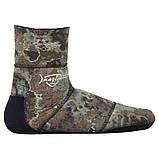 Шкарпетки Marlin Standart Green 5 мм (38-39), фото 6
