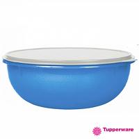 Tupperware замесочное блюдо 6л блакитне
