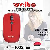 Беспроводная мышь Weibo RF-4002, фото 9