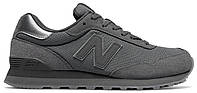 Чоловіче взуття повсякденне New Balance 515, сірий колір | ML515CAB