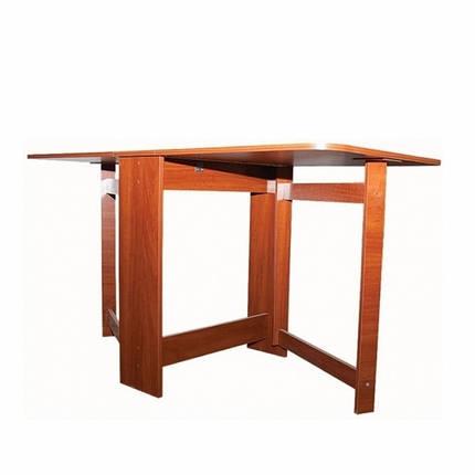 Журнальний стіл-книжка розкладний столик трансформер Флешника Ніка 9, фото 2