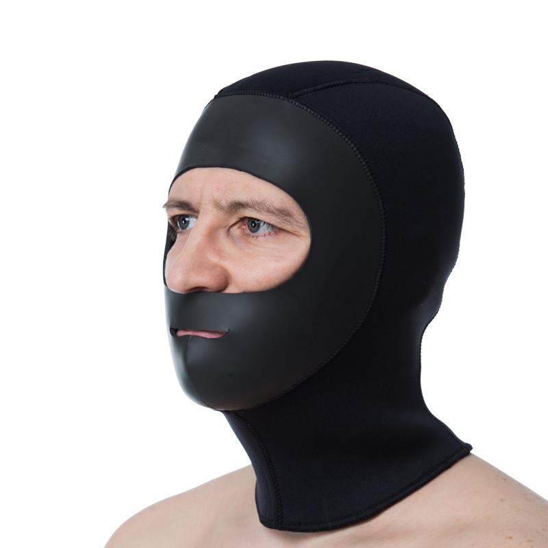Шлем Marlin Bandit Sandwich нейлон Black 3 мм (XL)