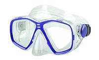 Маска для подводного плавания для детей силиконовая Zelart