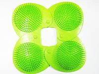Массажер для ног зеленые