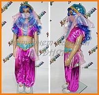 Карнавальный костюм Восточная красавица розовая