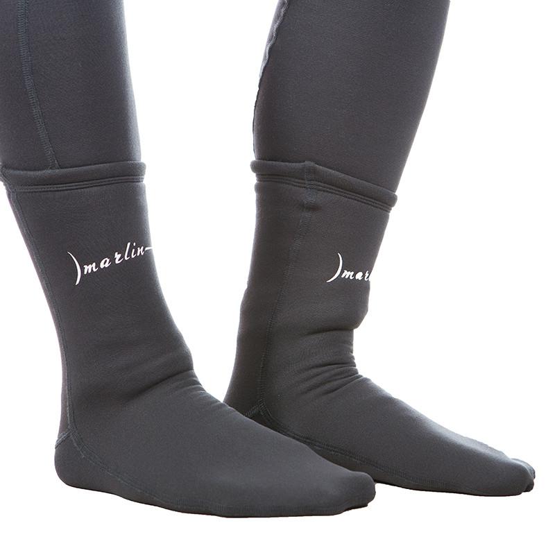 Термошкарпетки Marlin Socks Grey (XXL)
