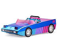 Машина для ляльки ЛОЛ Кабріолет Dance L.O.L. Surprise 117933, фото 1