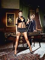 Игровой костюм «Идеальный секретарь» 2-piece Black secretary costume, S/М, М/L, L/XL