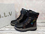 Ботинки (зима) MLV (р.28), фото 3