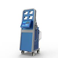 Апарат Cool Wave Plus з кріотерапією і пневматичної ударною хвилею для масажу тіла, реабілітації